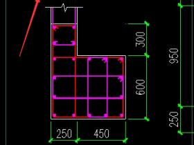 暗柱附加箍筋如何计算?