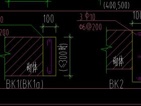 构造柱和抱框柱的区别