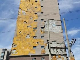 外墙保温层频频脱落?上海发布禁用建材目录(第五批):外墙外保温拟全部禁用