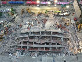 29死42伤!央视曝光泉州酒店坍塌事故内幕,真相触目惊心