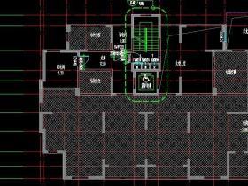 建筑图、结构图中的结构空腔是什么?