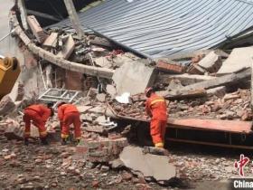 9死1伤!承重墙连续拆除致楼体坍塌!