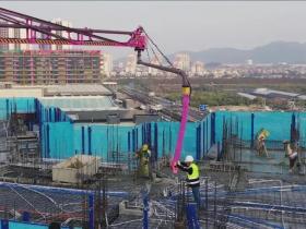 """碧桂园机器人正式""""上岗""""建筑工地!建筑工人会被淘汰吗?"""