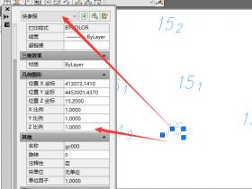 图上的高程点是块参照,用CASS怎么提取坐标文件?