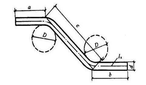 钢筋下料长度如何计算?三个公式一次看懂!