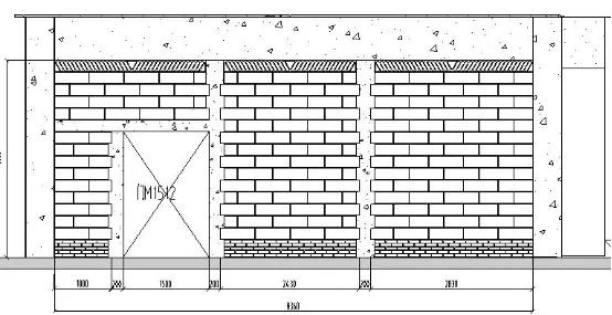 砌体工程如何排砖?