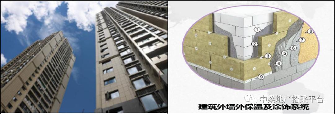 浅谈外墙涂料保温一体化施工的优势